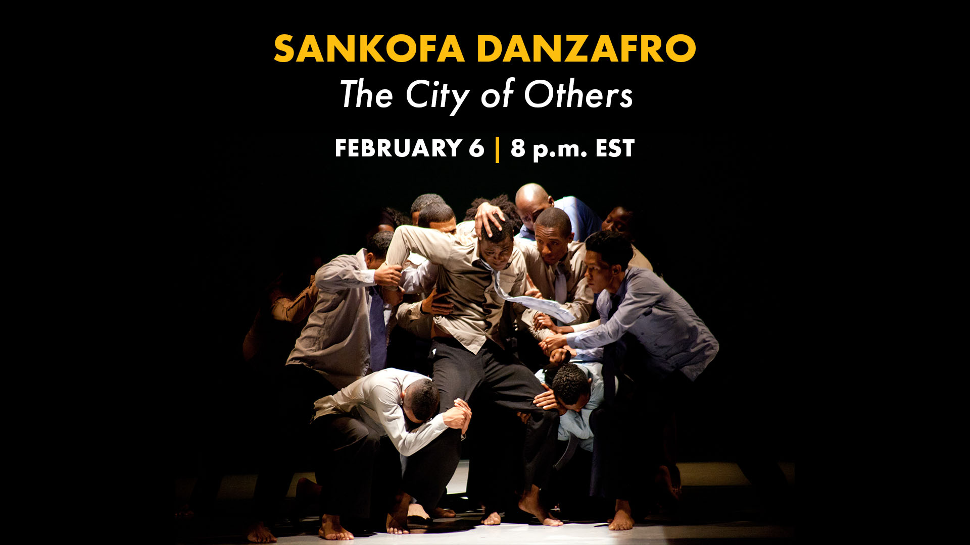 Sankofa Danzafro: The City of Others